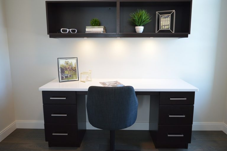 What It Takes to Design Your Small Home Office