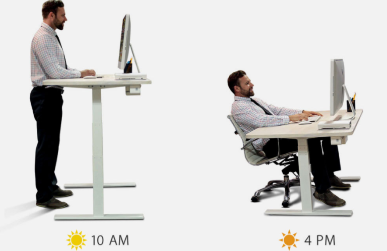 Fatigue and Productivity: Is Sitting Better Than Standing?