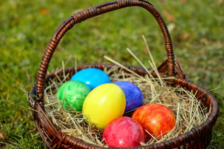 Homemade For Easter