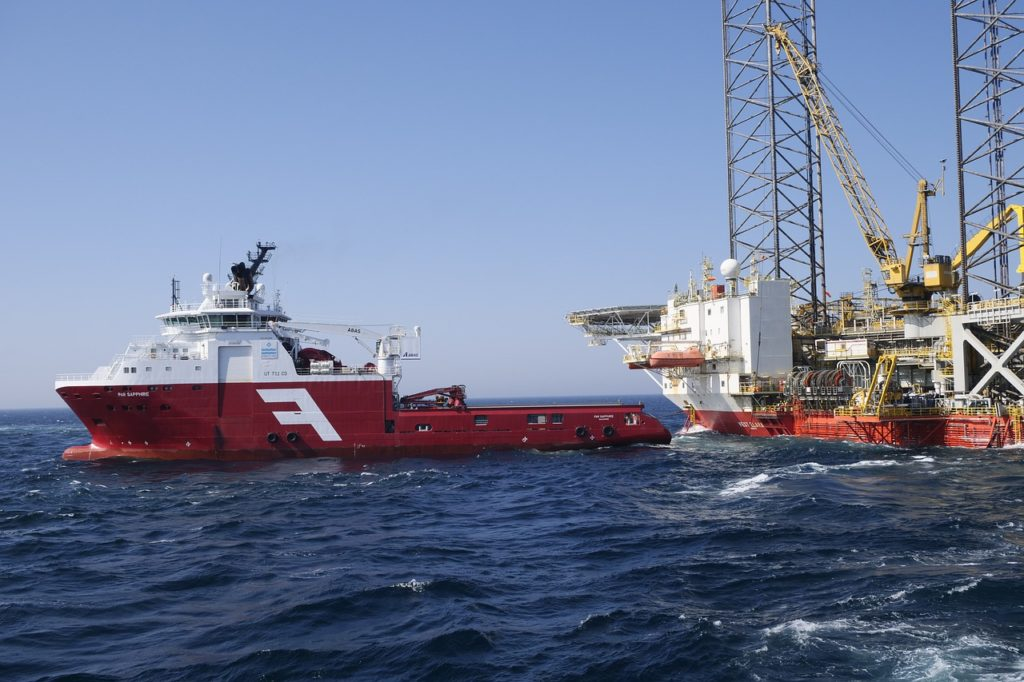 Offshore Exploration of Oil and Gas